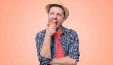Mangiare una mela al giorno