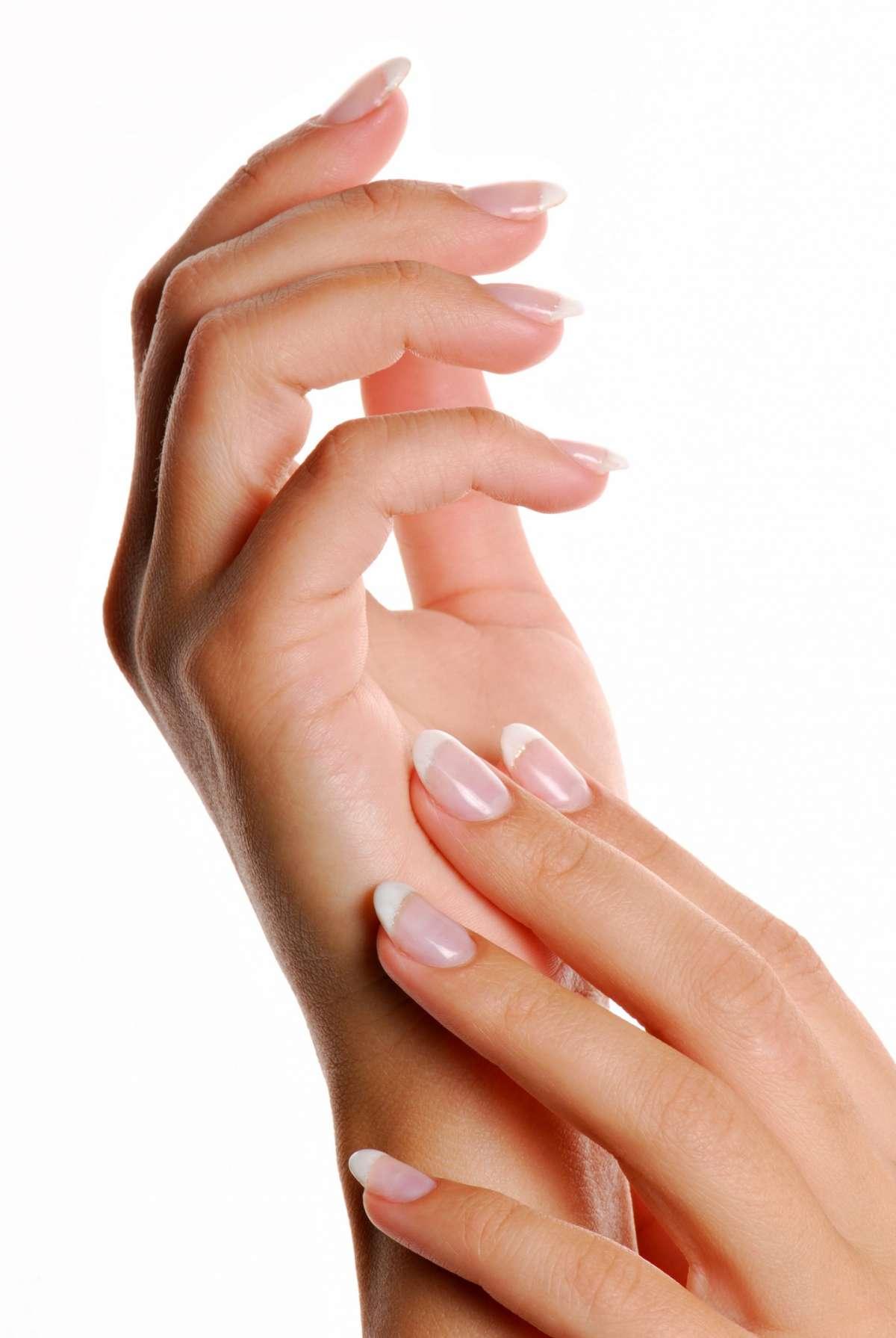 Eczema alle mani